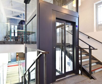 Ascenseur Espace Eden La Ciotat