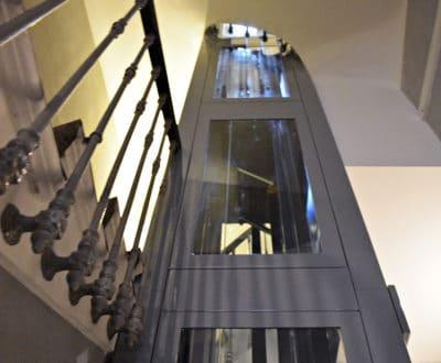 Ascenseurs en copropriété